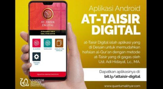 at taisir digital adi hidayat