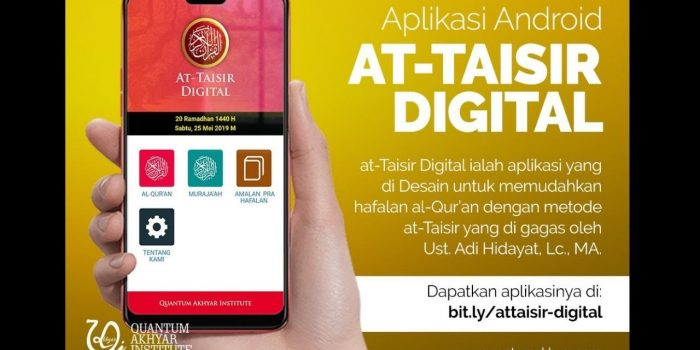 at taisir digital adi hidayat